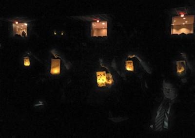 ERHS Assembly Lanterns