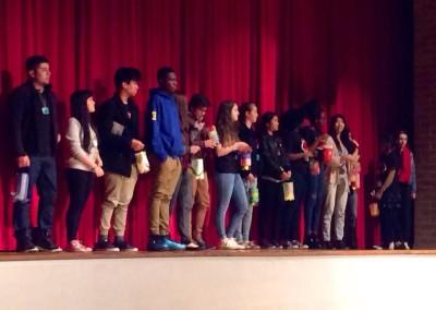 ERHS SADD Students