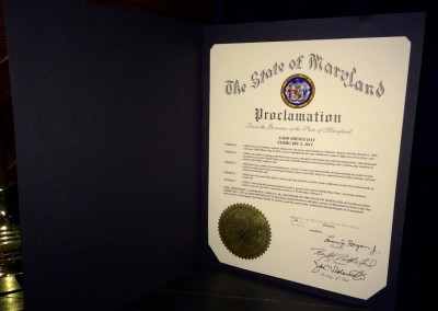 State Proclamation3